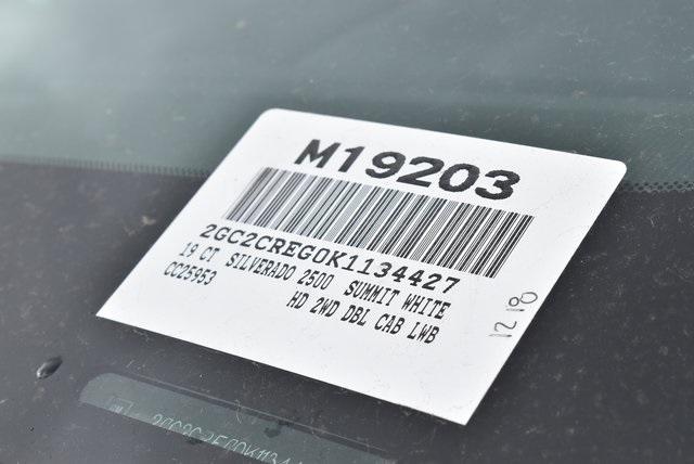 2019 Silverado 2500 Double Cab 4x2,  Royal Utility #M19203 - photo 4