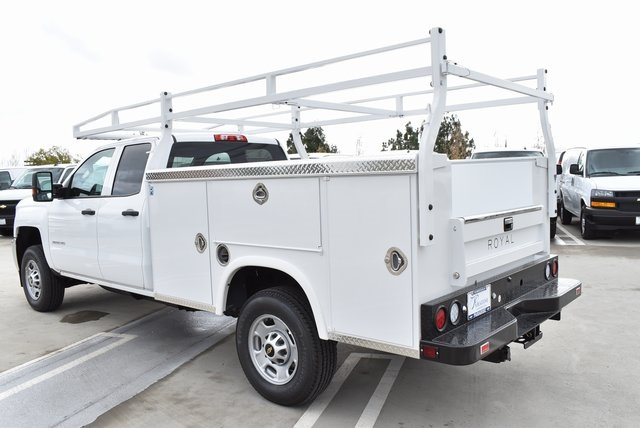 2019 Silverado 2500 Double Cab 4x2,  Royal Utility #M19203 - photo 8