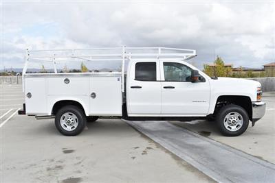 2019 Silverado 2500 Double Cab 4x2,  Royal Service Body Utility #M19203 - photo 10