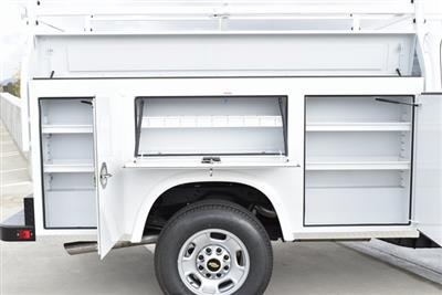 2019 Silverado 2500 Double Cab 4x2,  Royal Service Body Utility #M19203 - photo 11