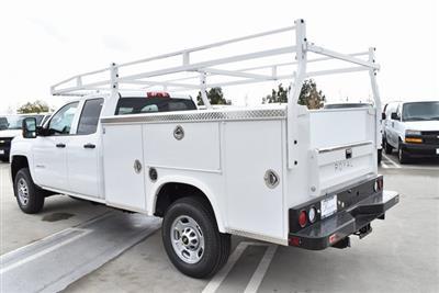 2019 Silverado 2500 Double Cab 4x2,  Royal Service Body Utility #M19203 - photo 8