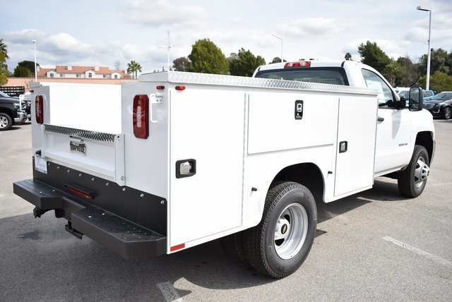 2019 Silverado 3500 Regular Cab DRW 4x2,  Knapheide Utility #M19207 - photo 1