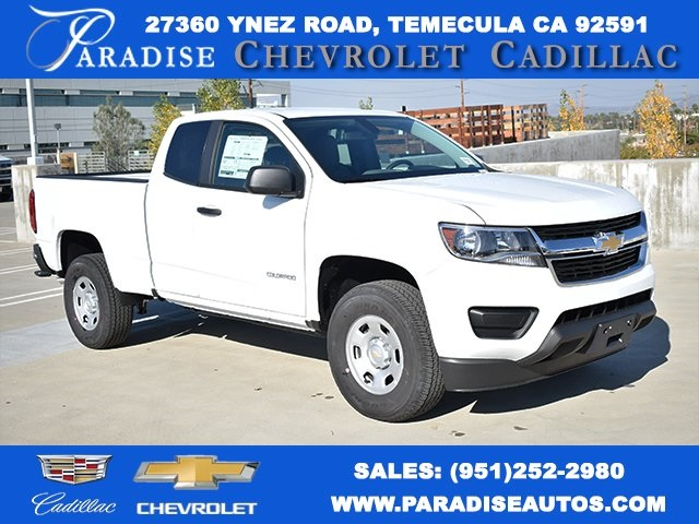 2019 Colorado Extended Cab 4x2,  Pickup #M19211 - photo 1