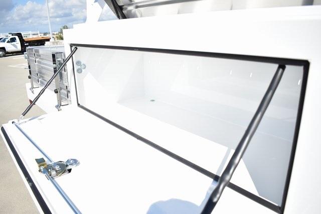 2019 Silverado 3500 Regular Cab DRW 4x2,  Harbor Standard Contractor Body #M19217 - photo 14