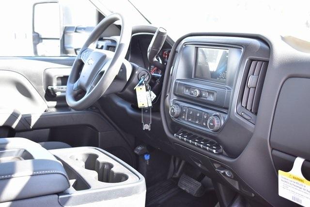2019 Silverado 3500 Regular Cab DRW 4x2,  Harbor Standard Contractor Body #M19217 - photo 16