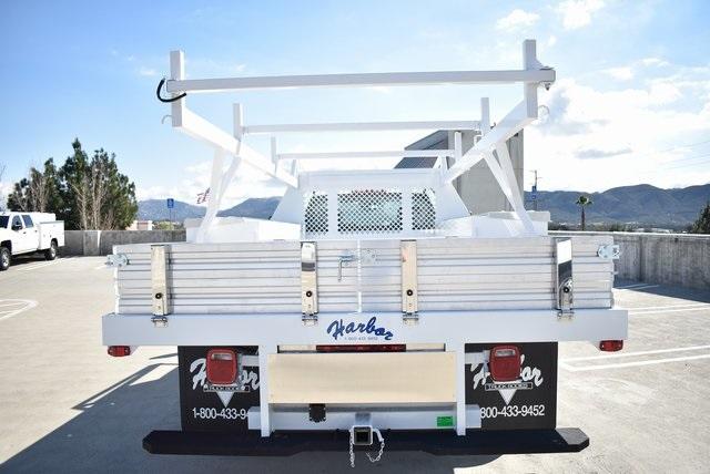 2019 Silverado 3500 Regular Cab DRW 4x2,  Harbor Standard Contractor Body #M19217 - photo 9