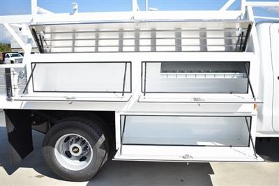 2019 Silverado 3500 Regular Cab DRW 4x2,  Harbor Standard Contractor Body #M19217 - photo 11