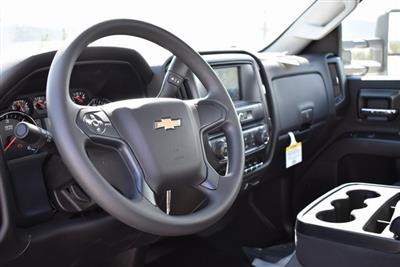 2019 Silverado 3500 Regular Cab DRW 4x2,  Harbor Standard Contractor Body #M19217 - photo 19