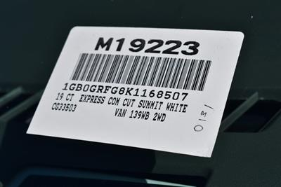 2019 Express 3500 4x2,  Knapheide KUV Plumber #M19223 - photo 4
