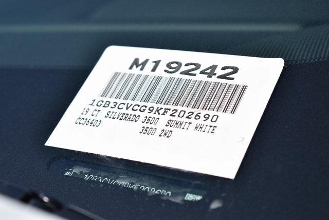 2019 Silverado 3500 Regular Cab DRW 4x2,  Royal Service Body Utility #M19242 - photo 5