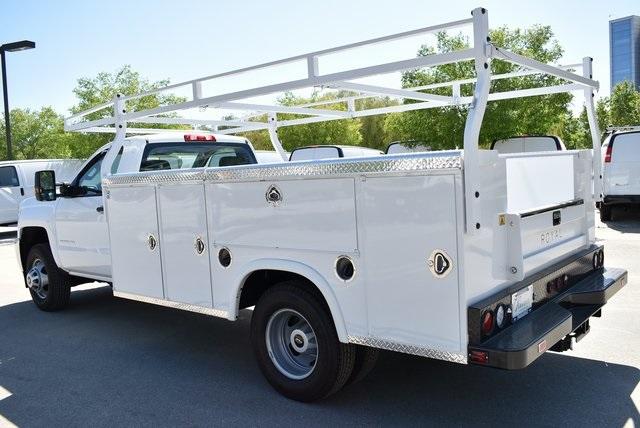 2019 Silverado 3500 Regular Cab DRW 4x2,  Royal Service Body Utility #M19242 - photo 7