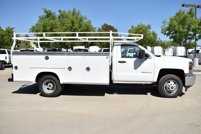 2019 Silverado 3500 Regular Cab DRW 4x2,  Royal Service Body Utility #M19242 - photo 9