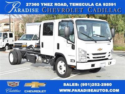 2019 LCF 5500XD Crew Cab 4x2,  Cab Chassis #M19260 - photo 1