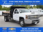 2019 Silverado 3500 Regular Cab DRW 4x2,  Rugby Dump #M19268 - photo 1