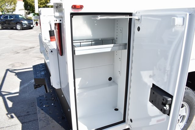 2019 Silverado 2500 Double Cab 4x2,  Knapheide Standard Service Body Utility #M19279 - photo 14
