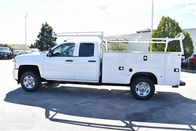 2019 Silverado 2500 Double Cab 4x2,  Knapheide Standard Service Body Utility #M19279 - photo 7