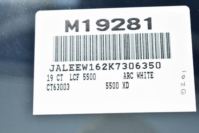 2019 LCF 5500XD Regular Cab 4x2,  Cab Chassis #M19281 - photo 4