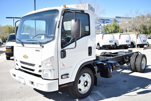 2019 LCF 5500XD Regular Cab 4x2,  Cab Chassis #M19281 - photo 6