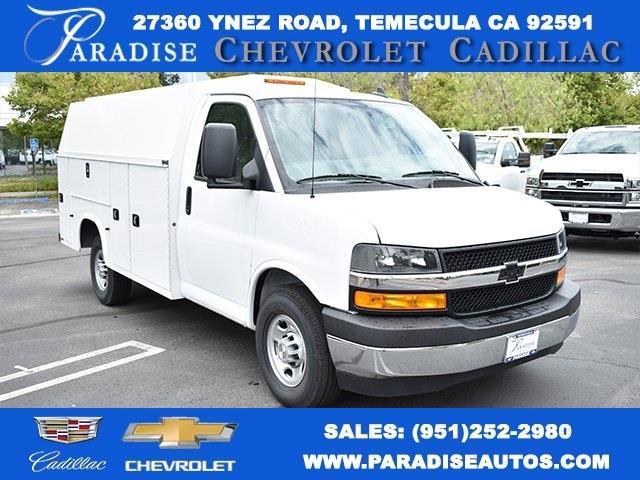 2019 Chevrolet Express 3500 4x2, Knapheide KUV Plumber #M19282 - photo 1