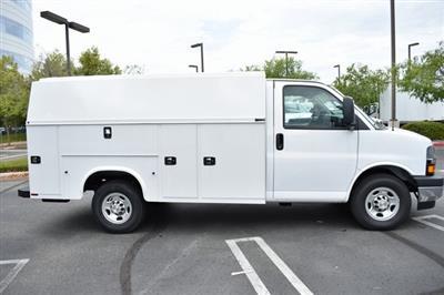 2019 Chevrolet Express 3500 4x2, Knapheide KUV Plumber #M19282 - photo 3
