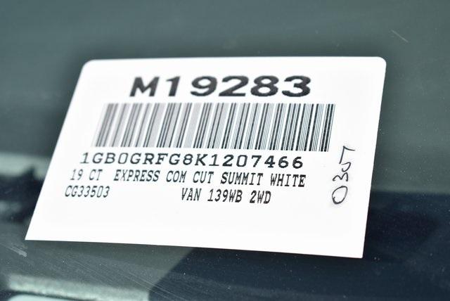 2019 Express 3500 4x2,  Knapheide KUV Plumber #M19283 - photo 4