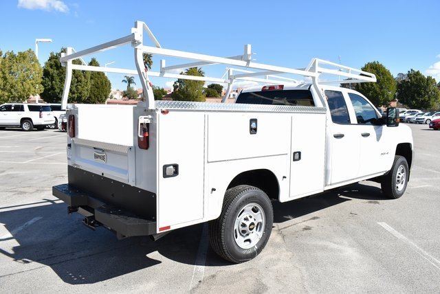2019 Silverado 2500 Double Cab 4x2,  Knapheide Utility #M19289 - photo 1
