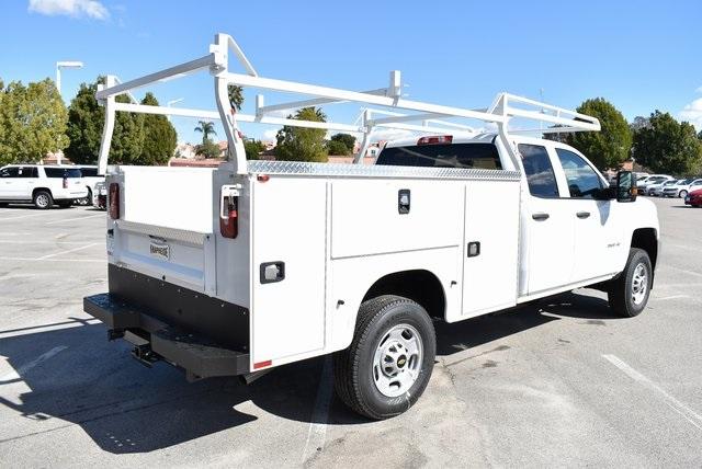 2019 Silverado 2500 Double Cab 4x2,  Knapheide Utility #M19291 - photo 1