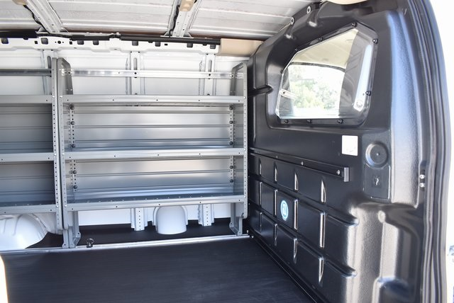 2019 Express 2500 4x2,  Adrian Steel Commercial Shelving Upfitted Cargo Van #M19296 - photo 15