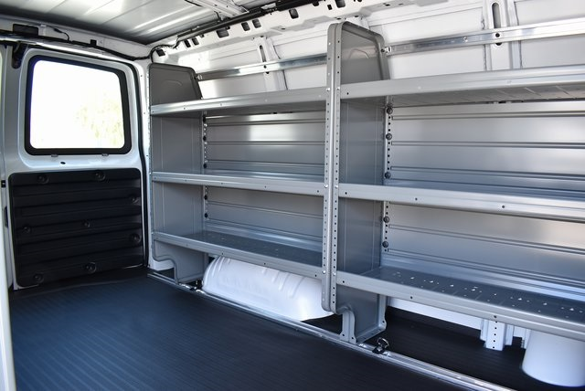 2019 Express 2500 4x2,  Adrian Steel Commercial Shelving Upfitted Cargo Van #M19296 - photo 16