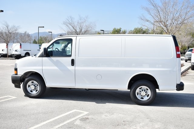 2019 Express 2500 4x2,  Adrian Steel Commercial Shelving Upfitted Cargo Van #M19296 - photo 7