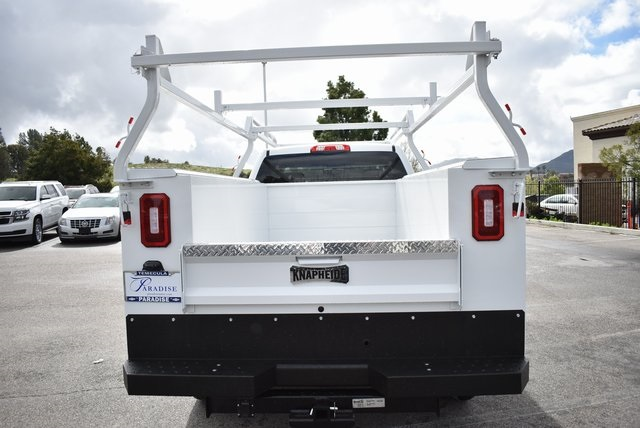 2019 Silverado 2500 Double Cab 4x2,  Knapheide Standard Service Body Utility #M19300 - photo 9