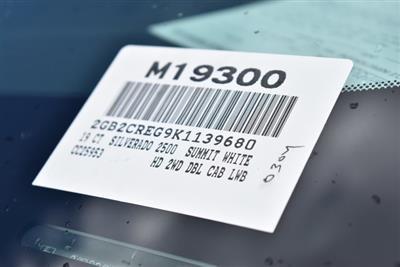 2019 Silverado 2500 Double Cab 4x2,  Knapheide Standard Service Body Utility #M19300 - photo 4