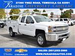2019 Silverado 2500 Double Cab 4x2,  Knapheide Utility #M19300 - photo 1