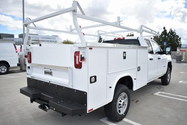 2019 Silverado 2500 Double Cab 4x2,  Knapheide Utility #M19301 - photo 1