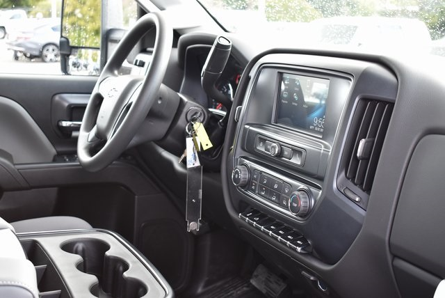 2019 Silverado 2500 Double Cab 4x2,  Knapheide Standard Service Body Utility #M19303 - photo 16