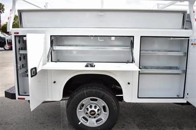 2019 Silverado 2500 Double Cab 4x2,  Knapheide Standard Service Body Utility #M19303 - photo 11