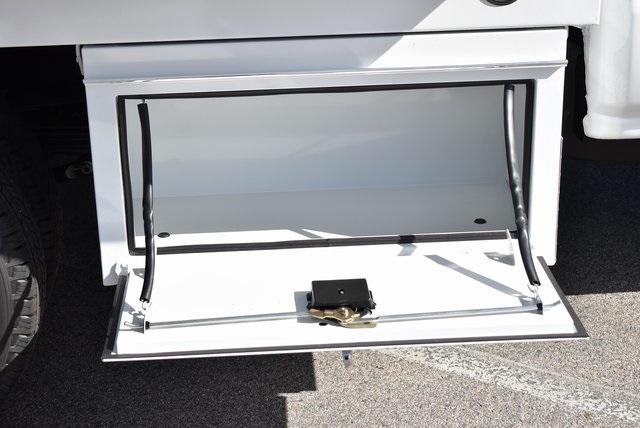 2019 Silverado 3500 Crew Cab DRW 4x2,  Royal Contractor Body #M19317 - photo 12