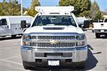 2019 Silverado 3500 Crew Cab DRW 4x2,  Royal Contractor Body #M19317 - photo 5