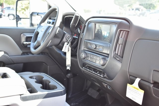 2019 Silverado 3500 Crew Cab DRW 4x2,  Royal Contractor Body #M19318 - photo 15