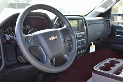 2019 Silverado 3500 Crew Cab DRW 4x2,  Royal Contractor Body #M19318 - photo 20