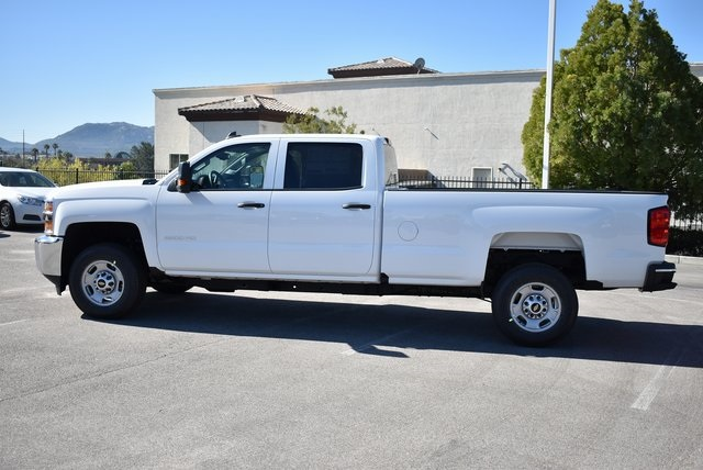 2019 Silverado 2500 Crew Cab 4x2,  Pickup #M19320 - photo 6