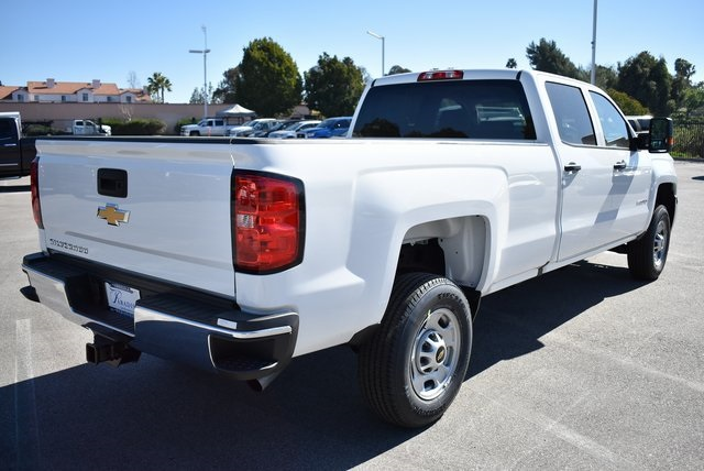 2019 Silverado 2500 Crew Cab 4x2,  Pickup #M19320 - photo 2