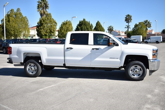 2019 Silverado 2500 Crew Cab 4x2,  Pickup #M19320 - photo 9