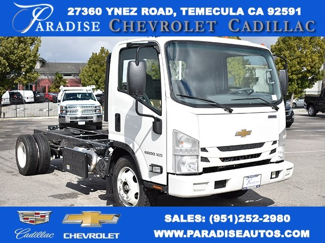 2019 LCF 5500XD Regular Cab 4x2,  Cab Chassis #M19325 - photo 1