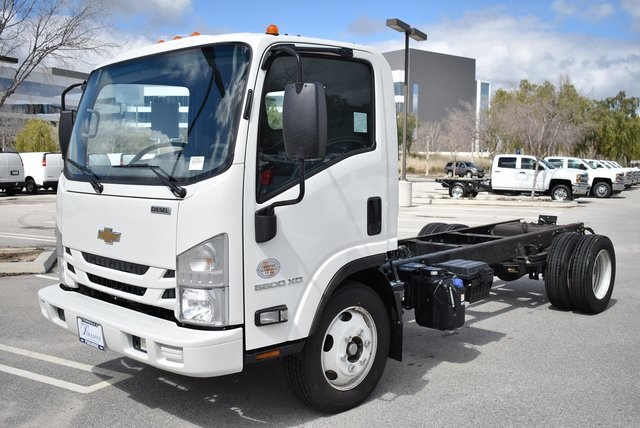 2019 LCF 5500XD Regular Cab 4x2,  Cab Chassis #M19327 - photo 6