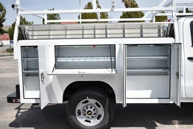 2019 Silverado 2500 Crew Cab 4x2,  Harbor TradeMaster Utility #M19339 - photo 11