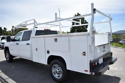 2019 Silverado 2500 Crew Cab 4x2,  Harbor TradeMaster Utility #M19339 - photo 8