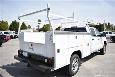 2019 Silverado 2500 Crew Cab 4x2,  Harbor TradeMaster Utility #M19339 - photo 2