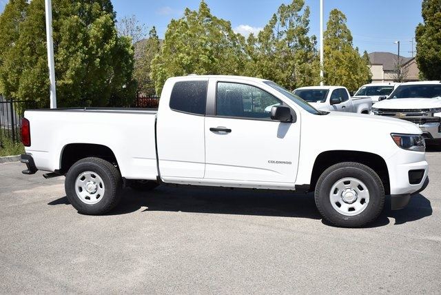 2019 Colorado Extended Cab 4x2,  Pickup #M19343 - photo 9