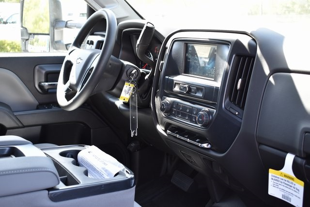 2019 Silverado 3500 Crew Cab 4x2,  Royal Service Body Utility #M19346 - photo 15